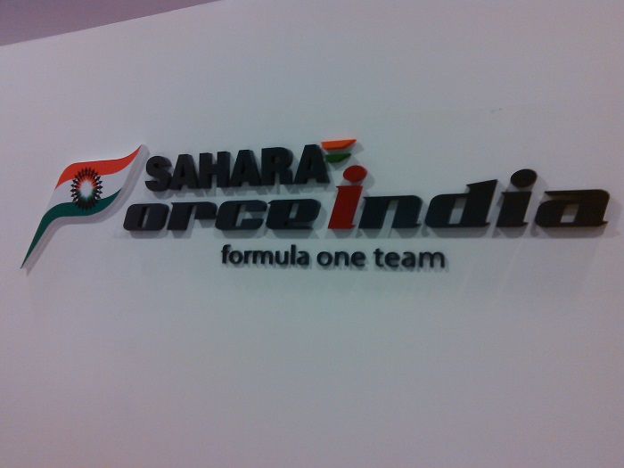 TouchMagix at Indian Grand Prix