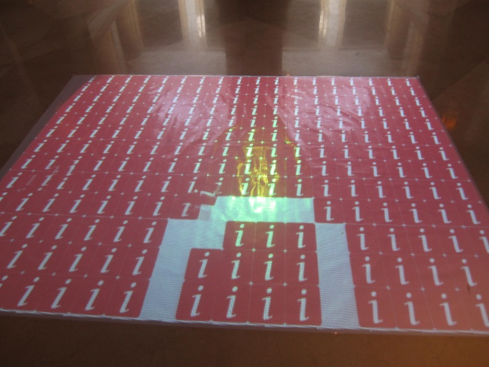 Interactive Floor by TouchMagix