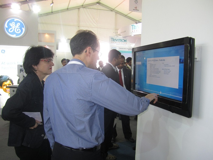 TouchMagix MultiTouch Displays