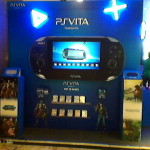 Multi touch for Sony PS Vita