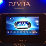Large Multi touch display for Sony PS Vita