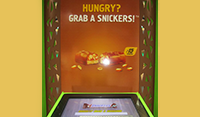 Snickers Sweetening the Deal for Vegetarians