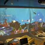 Interactive Wall at Oceans Lounge