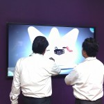ATOS Customer Experience Center with TouchMagix Multi Touch System