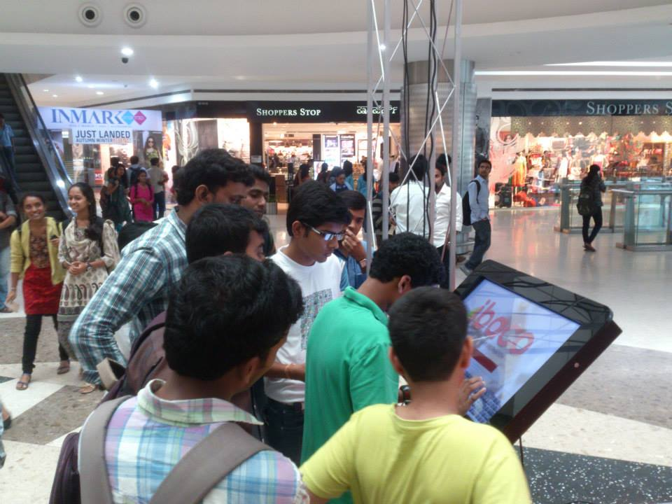 MagixKiosk at Ibaco Activation