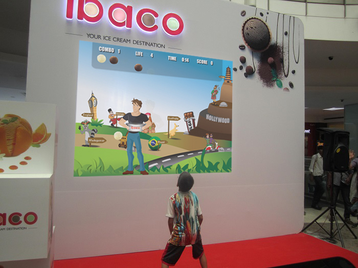 TouchMagix Interactive Wall