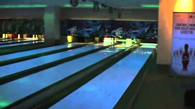 Airtel Interactive Bowling Alley via BrandBox