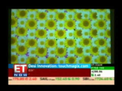 TouchMagix Featured on TechnoHolik (Economic Times Now TV Channel)
