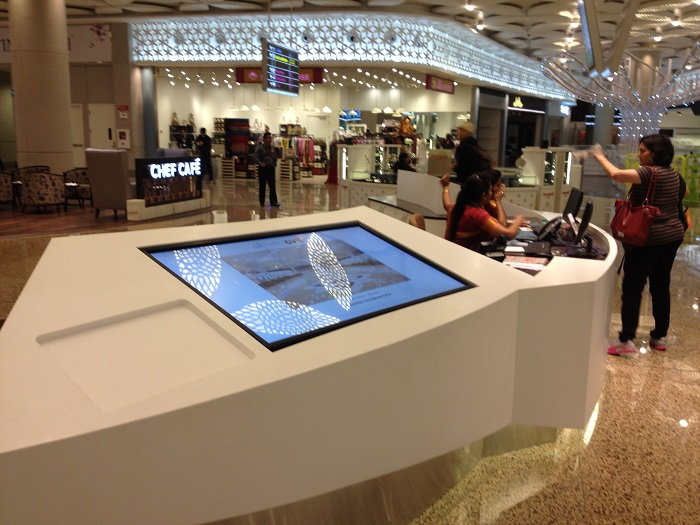 Multi-touch-MagixKiosk