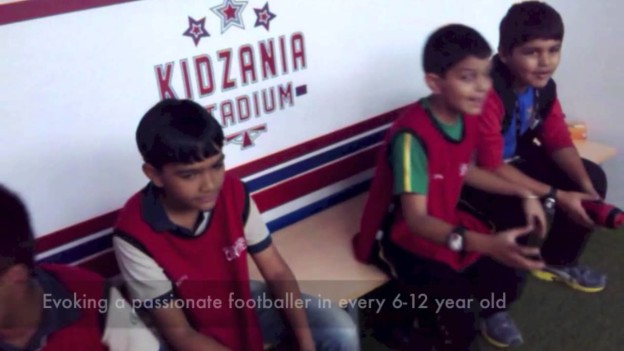 Kidzania – The Goal is Kids Engagement